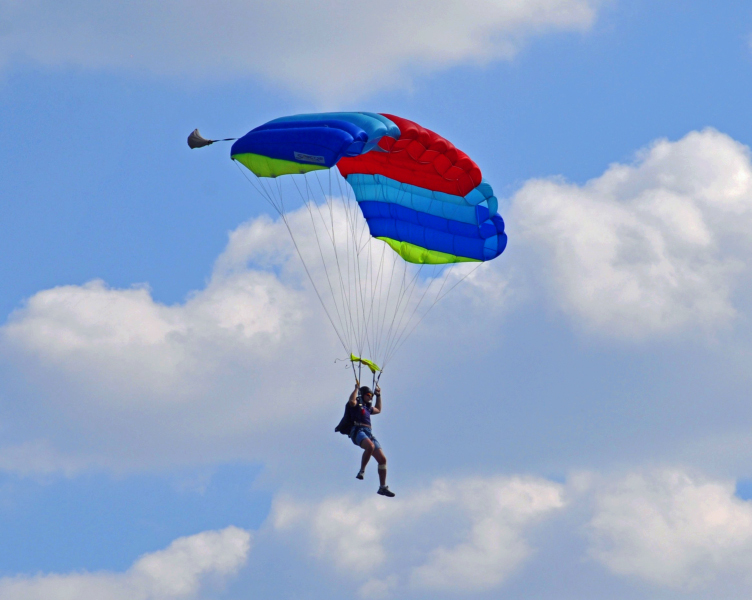 Charity Skydiving